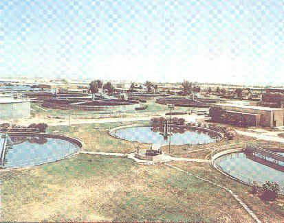 معالجة مياه الصرف الصحي Water-dis